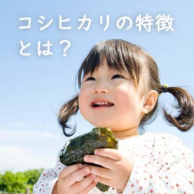 コシヒカリの特徴について調べる。滋賀県産コシヒカリの特徴とは?