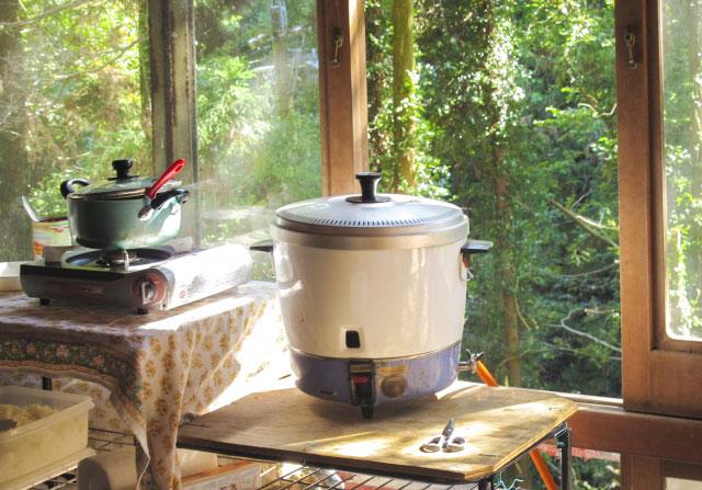 お米の炊き方